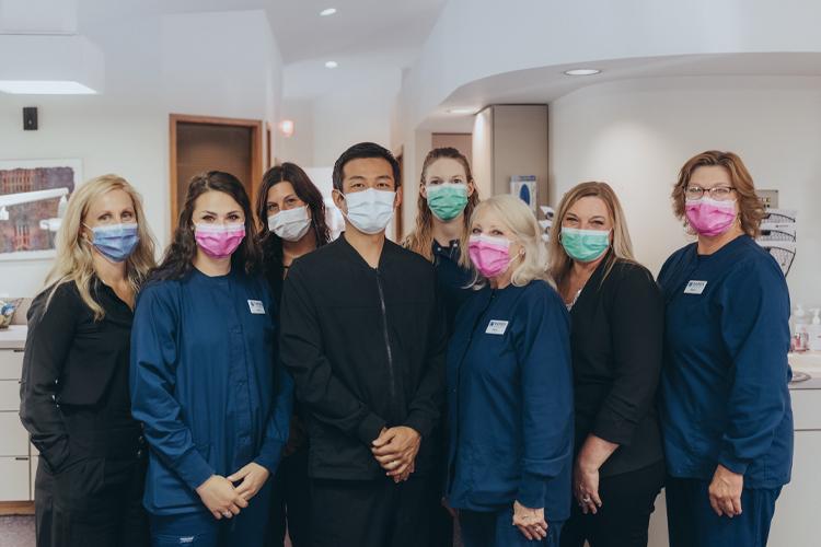 Rapids Orthodontics staff